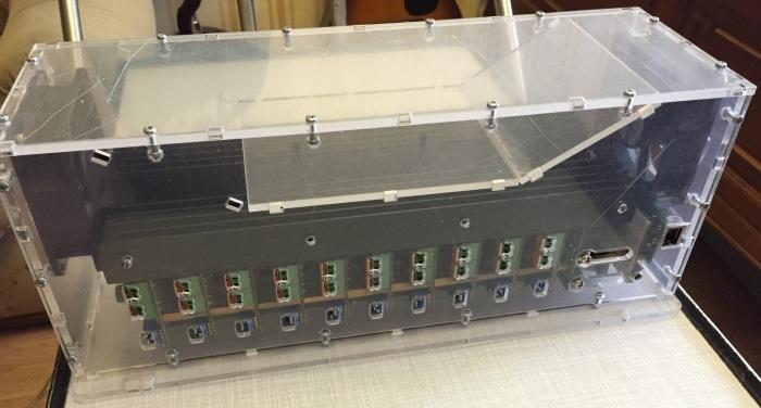 Контроллер аудио мультирума MR-01 - 11