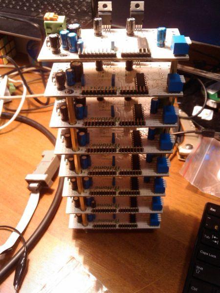 Контроллер аудио мультирума MR-01 - 4