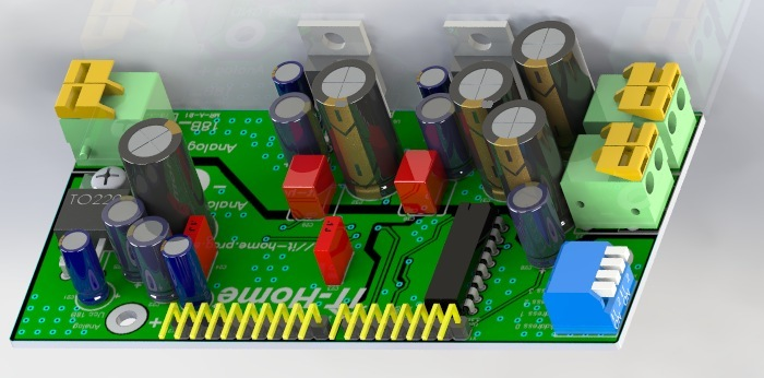 Контроллер аудио мультирума MR-01 - 8