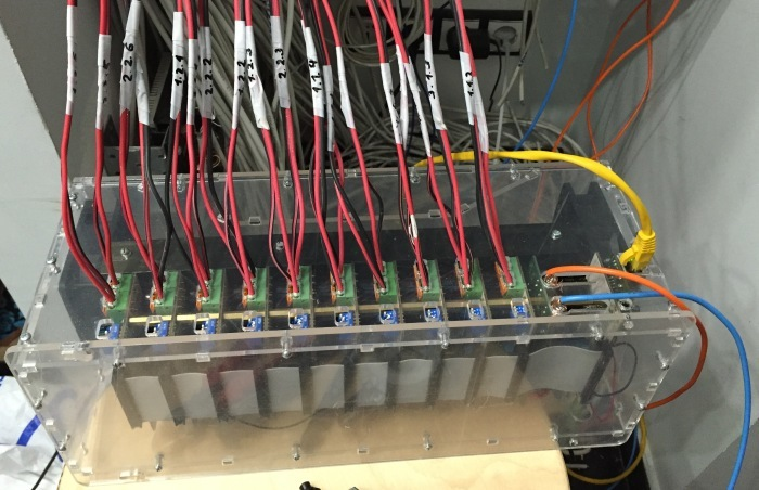 Контроллер аудио мультирума MR-01 - 1