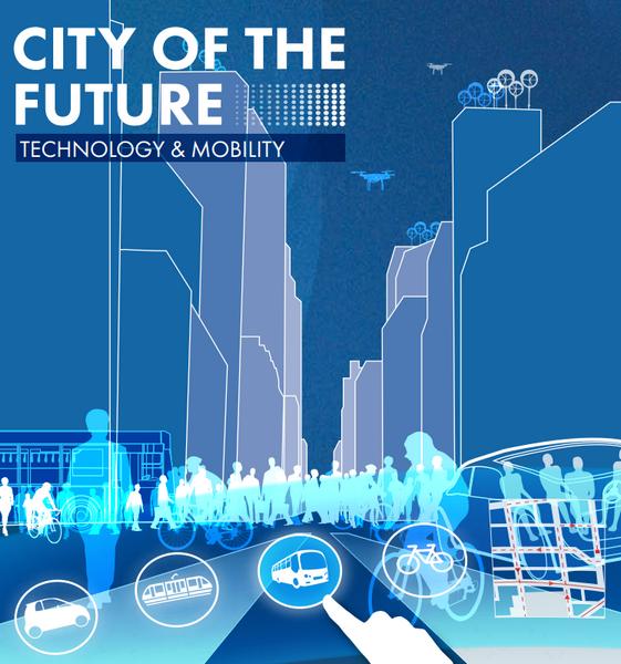 Крупные города могут получить множество проблем с приходом беспилотных машин