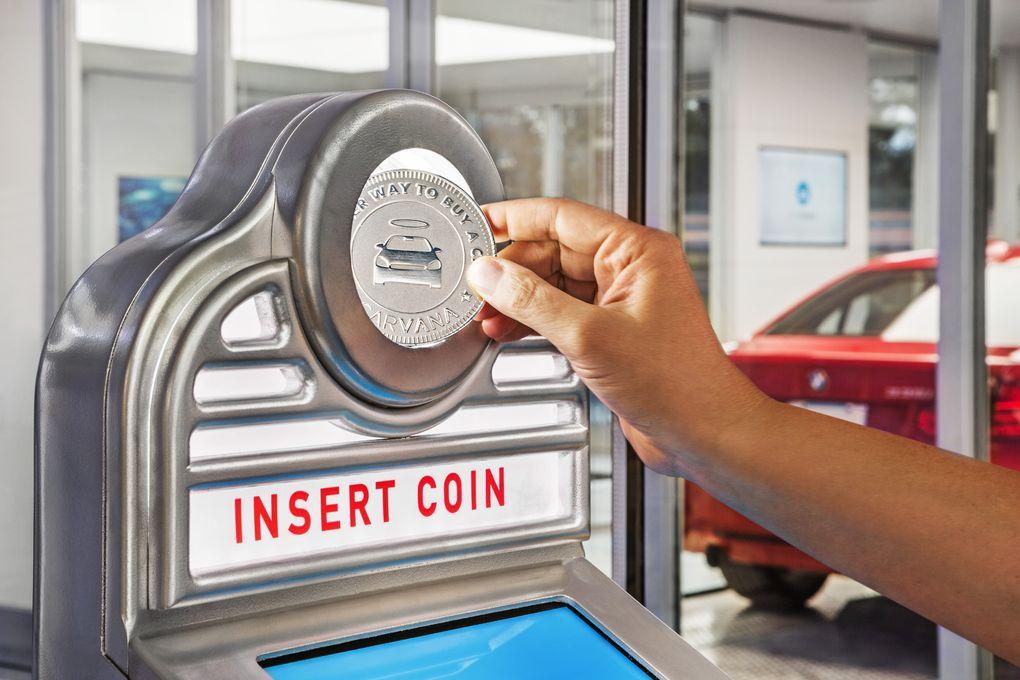 Купить автомобиль в торговом автомате? Не проблема: кидай монетку, получай авто - 8