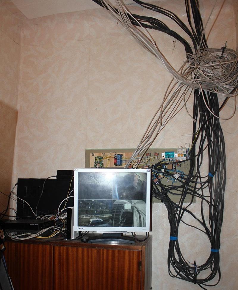 Моя реализация системы домашней автоматизации - 4