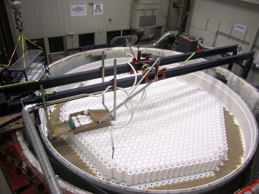 Строительство Гигантского Магелланового телескопа в Чили официально открыто - 3