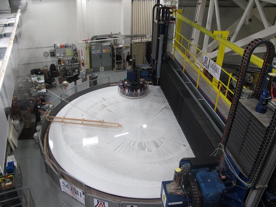 Строительство Гигантского Магелланового телескопа в Чили официально открыто - 5