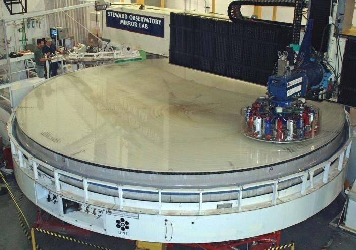 Строительство Гигантского Магелланового телескопа в Чили официально открыто - 7
