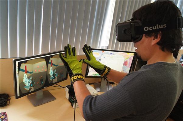Виртуальная реальность может ударить и обжечь - 2