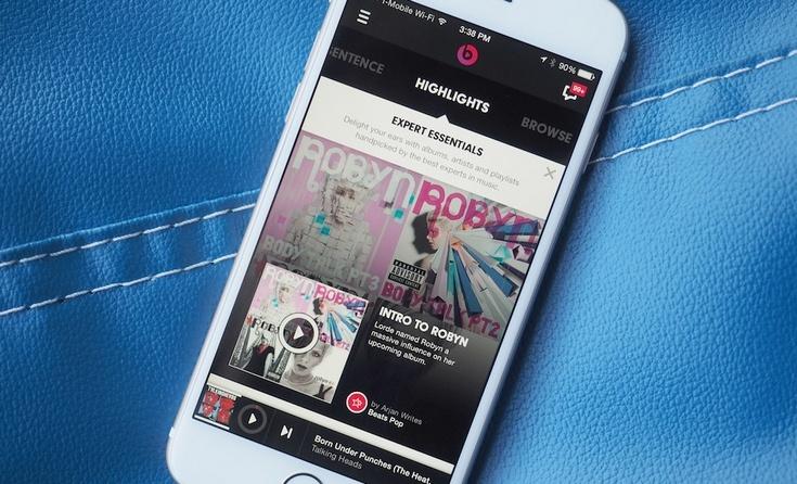 Сервис Beats Music прекратит существование через две недели