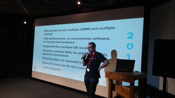 Cyanogen стремится занимать новые ниши