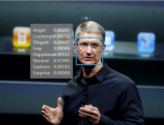 Microsoft поможет определить не только возраст и пол человека по фотографии, но и его эмоции - 4
