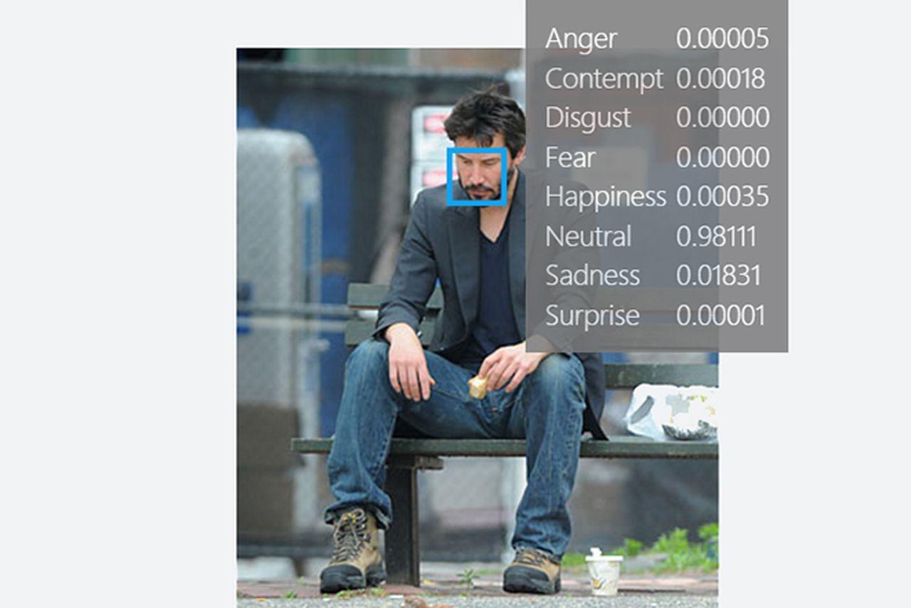 Microsoft поможет определить не только возраст и пол человека по фотографии, но и его эмоции - 1
