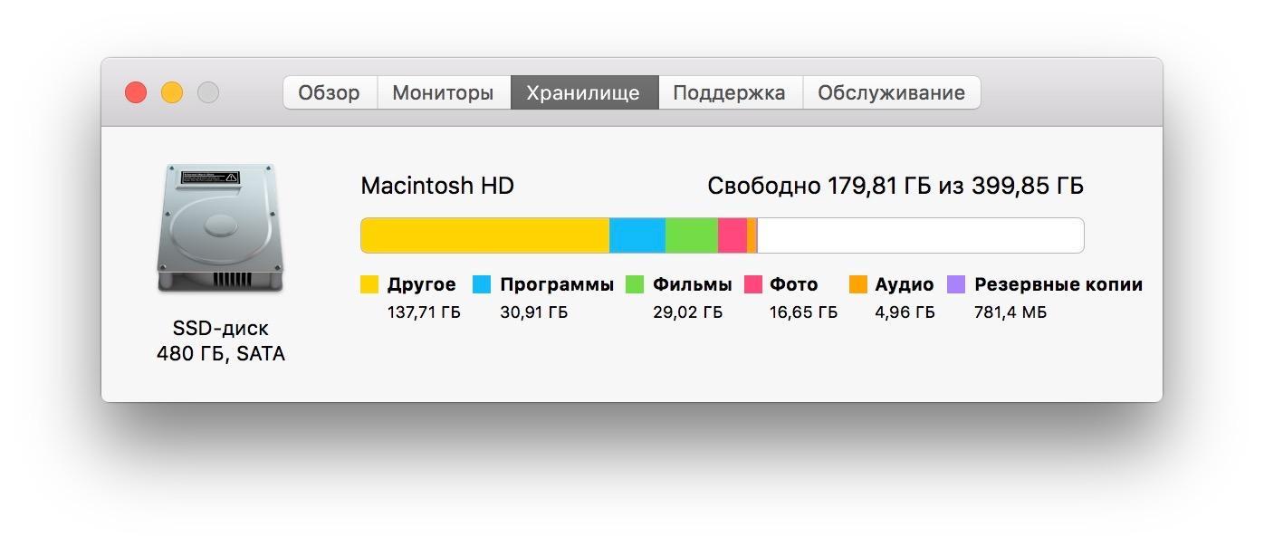 Оптимизация OS X для продления жизни SSD - 10