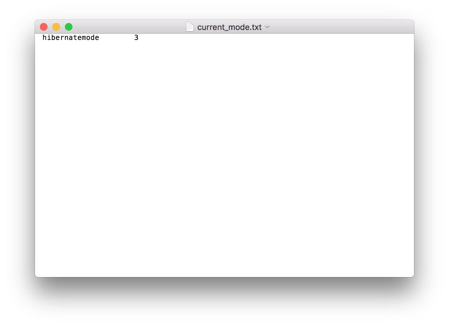 Оптимизация OS X для продления жизни SSD - 3