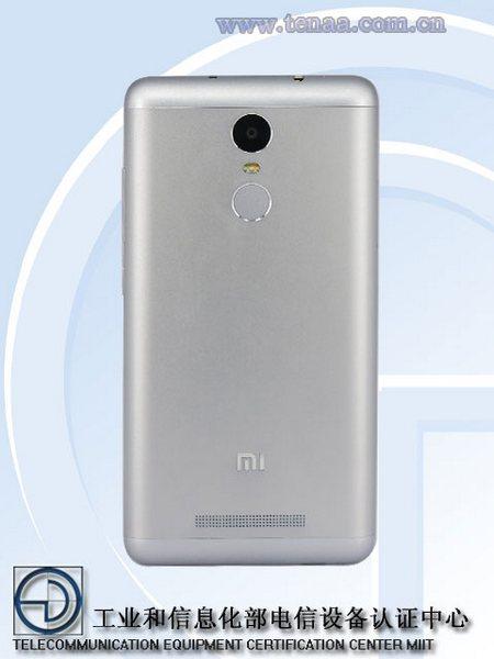 Смартфон Xiaomi Redmi Note 2 Pro получит сканер отпечатков пальцев