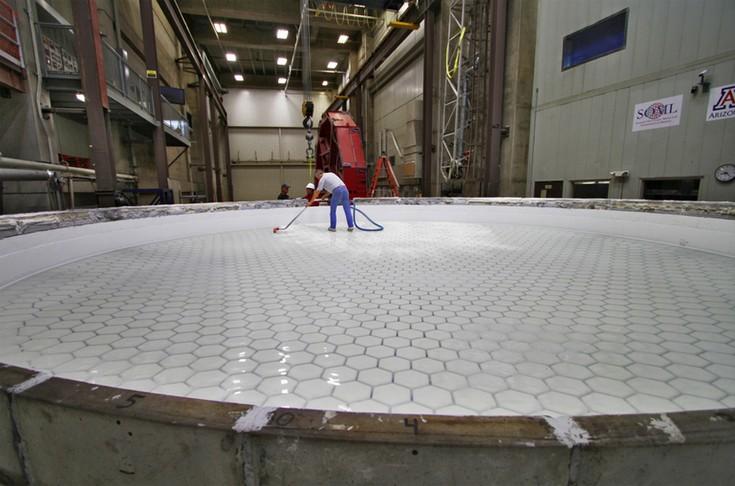 Телескоп Giant Magellan Telescope будет готов к работе в 2021 году
