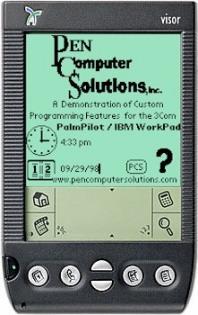 Эволюция карманных компьютеров - 13