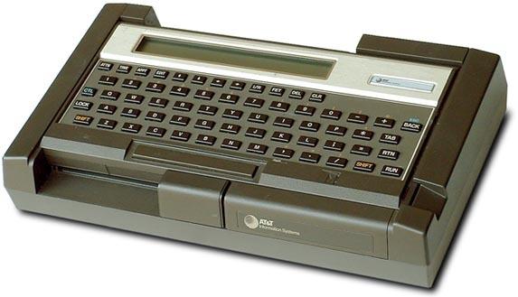 Эволюция карманных компьютеров - 2