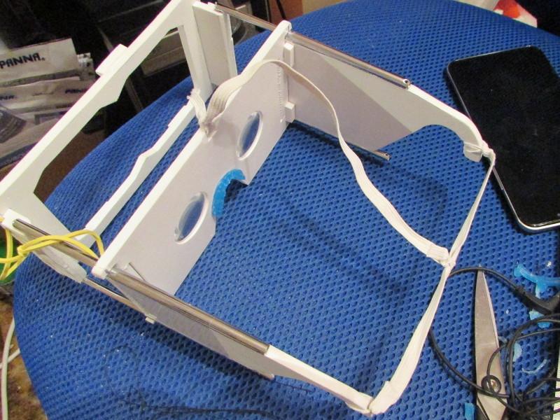 Портативные очки виртуальной реальности и некоторые мысли - 59