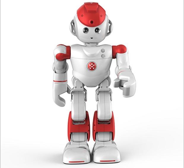 Минимальный взнос, позволяющий рассчитывать на получение робота Alpha 2, равен $599