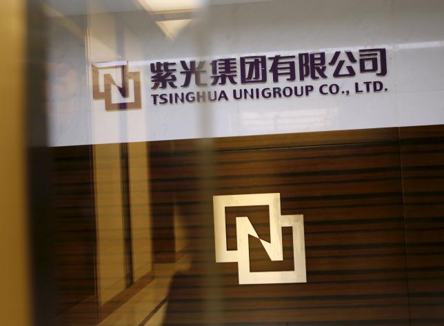 Tsinghua Unigroup рассчитывает войти в тройку крупнейших производителей полупроводниковой продукции в мире