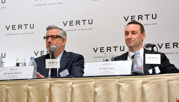 Смартфоны Vertu не получат шильдик Made in China