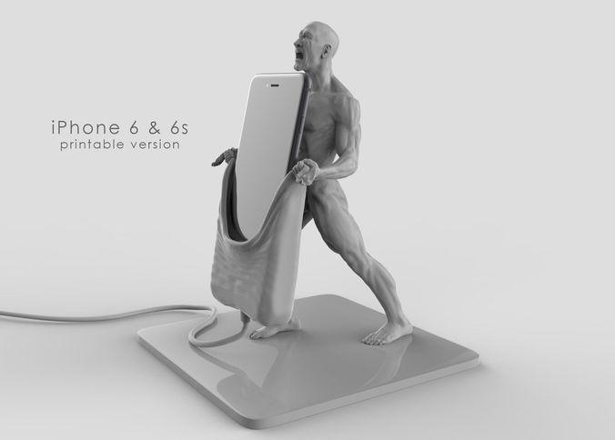 Объявлены победители конкурса 3D-печатных аксессуаров для Apple Iphone 6s - 2