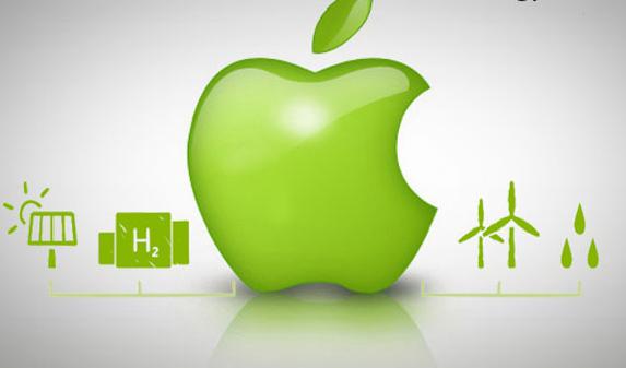 С января деятельность Apple не будет наносить ущерб окружающей среде в Сингапуре
