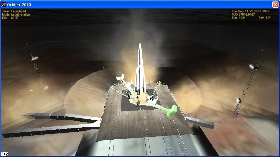 В радиоактивный пепел или верхом на ракете - 5