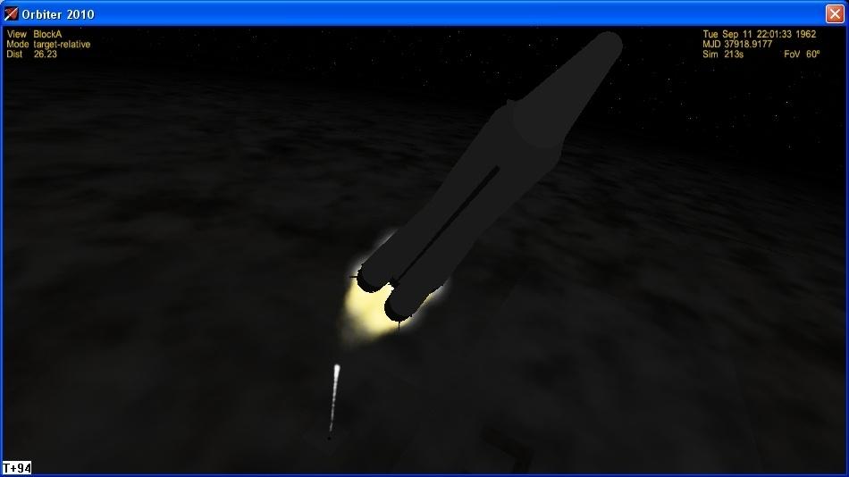 В радиоактивный пепел или верхом на ракете - 6