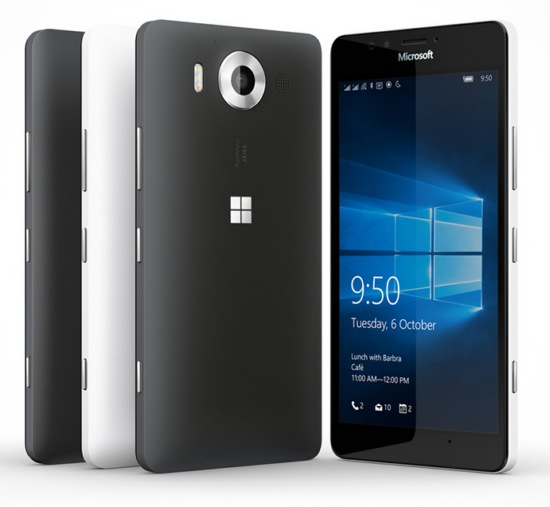 AT&T начнет продажи смартфона Microsoft Lumia 950 в эту пятницу