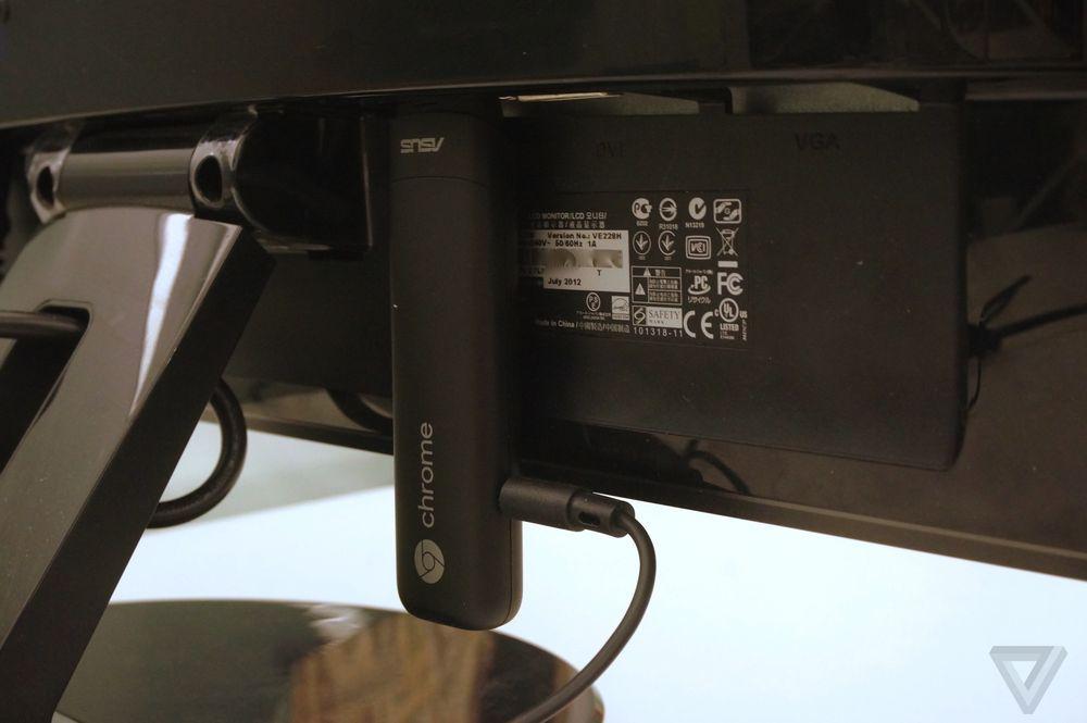 Chromebit превратит любой монитор или ТВ в полноценный компьютер за $85 - 2