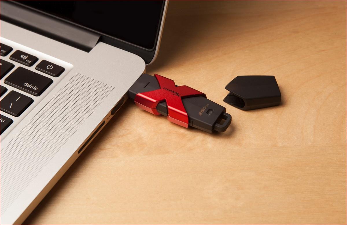 [Анонс] HyperX Savage — новый скоростной накопитель с интерфейсом USB 3.1 - 6