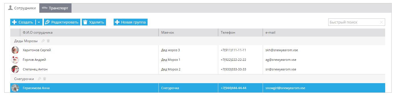 Автоматизация службы Дедов Морозов - 2