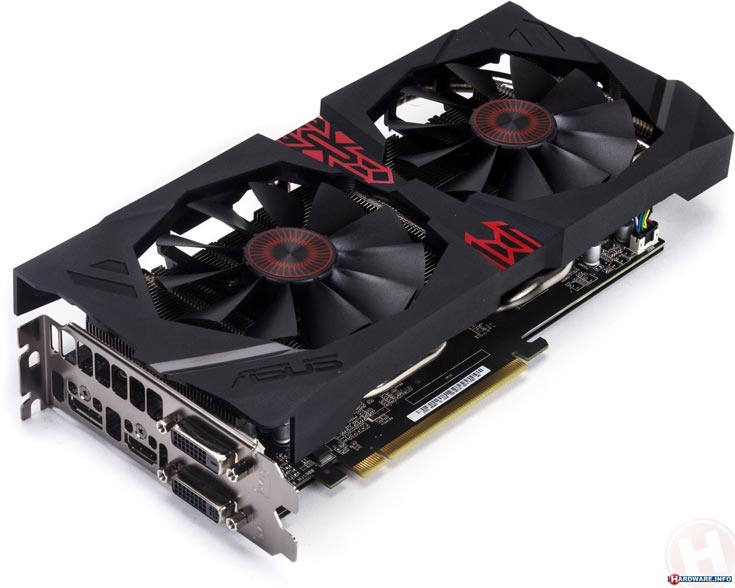 Основой AMD Radeon R9 380X служит GPU Antigua XT