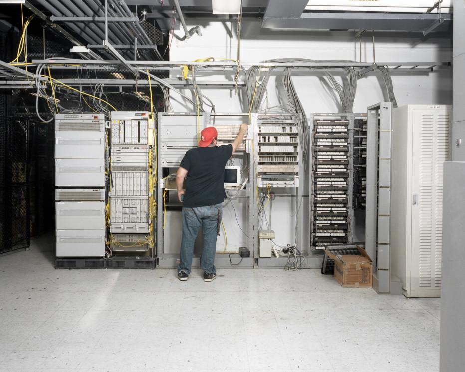 Где живет интернет: точка обмена трафиком на Манхэттене - 16