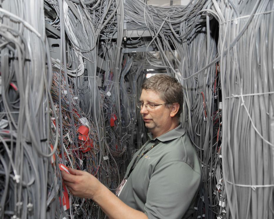 Где живет интернет: точка обмена трафиком на Манхэттене - 2