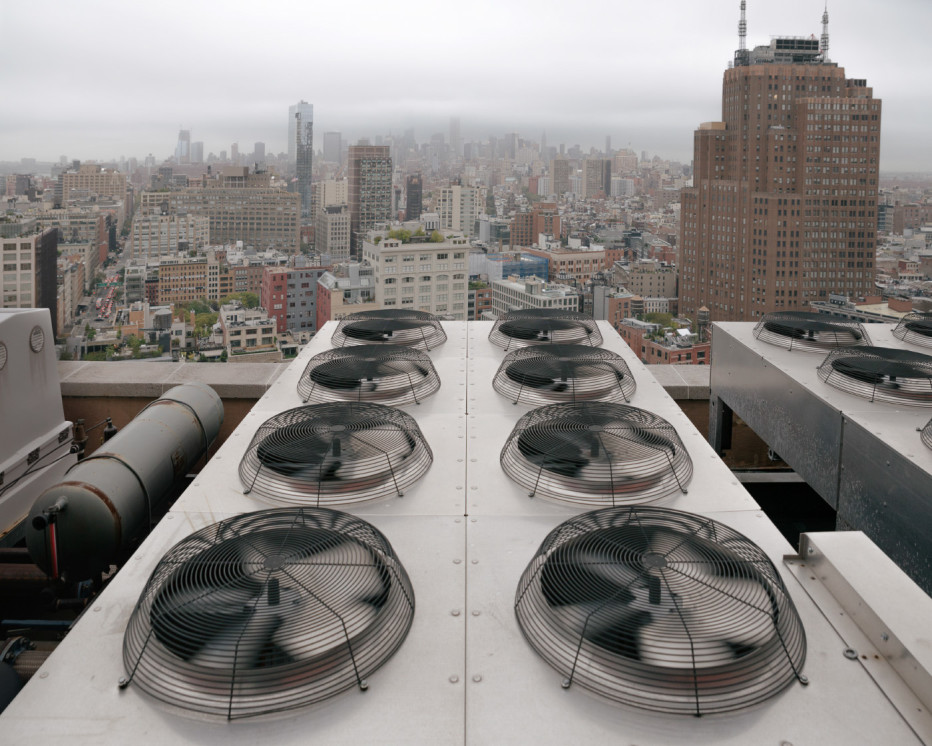 Где живет интернет: точка обмена трафиком на Манхэттене - 20