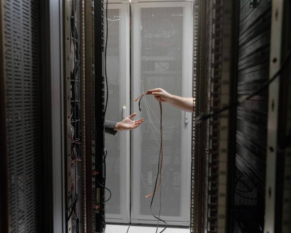 Где живет интернет: точка обмена трафиком на Манхэттене - 6