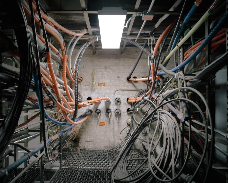 Где живет интернет: точка обмена трафиком на Манхэттене - 1