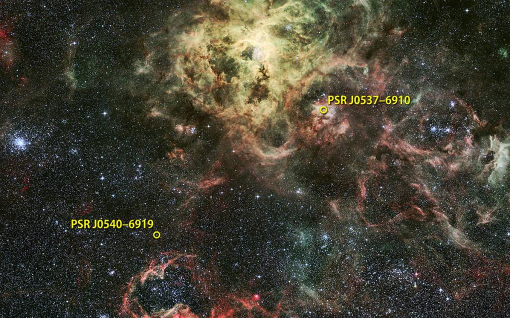 Лучшие фотографии космоса за неделю (09.11-15.11) - 3