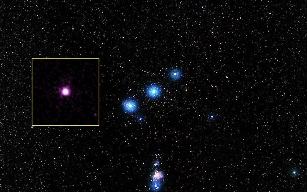 Лучшие фотографии космоса за неделю (09.11-15.11) - 6