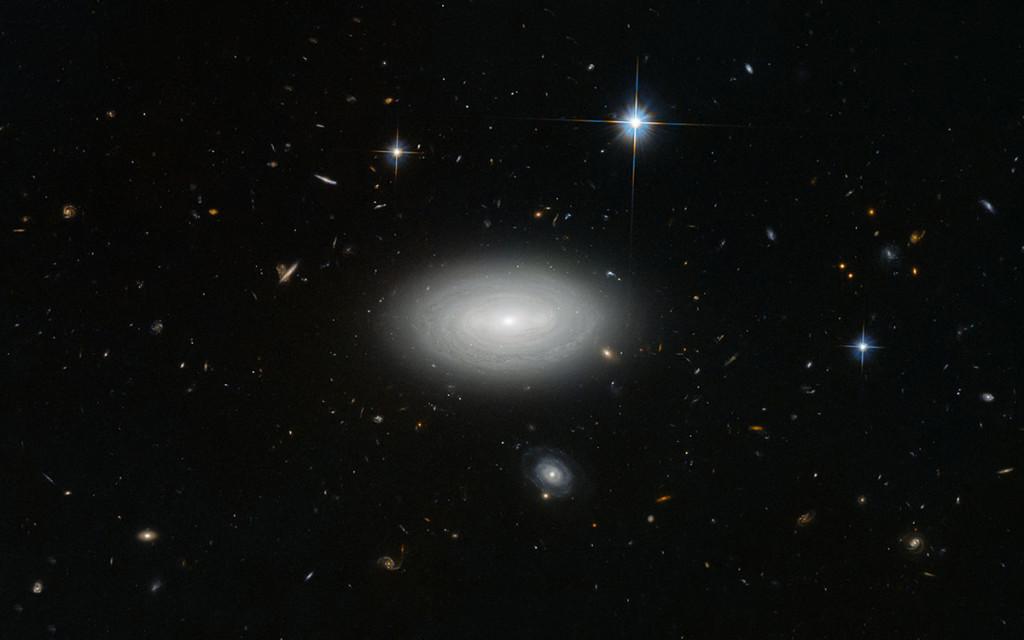 Лучшие фотографии космоса за неделю (09.11-15.11) - 1