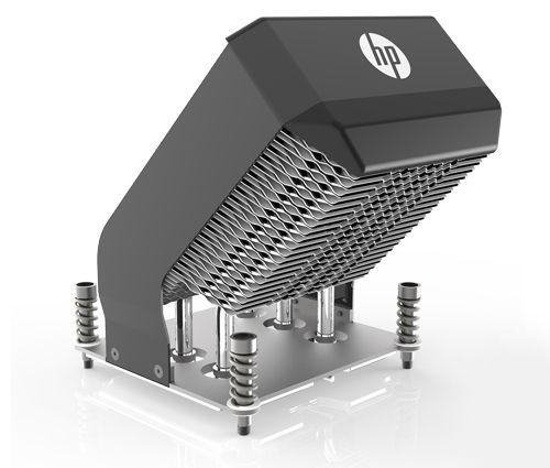 Охладители HP Z Cooler выпускаются для рабочих станций HP Z840 и Z440