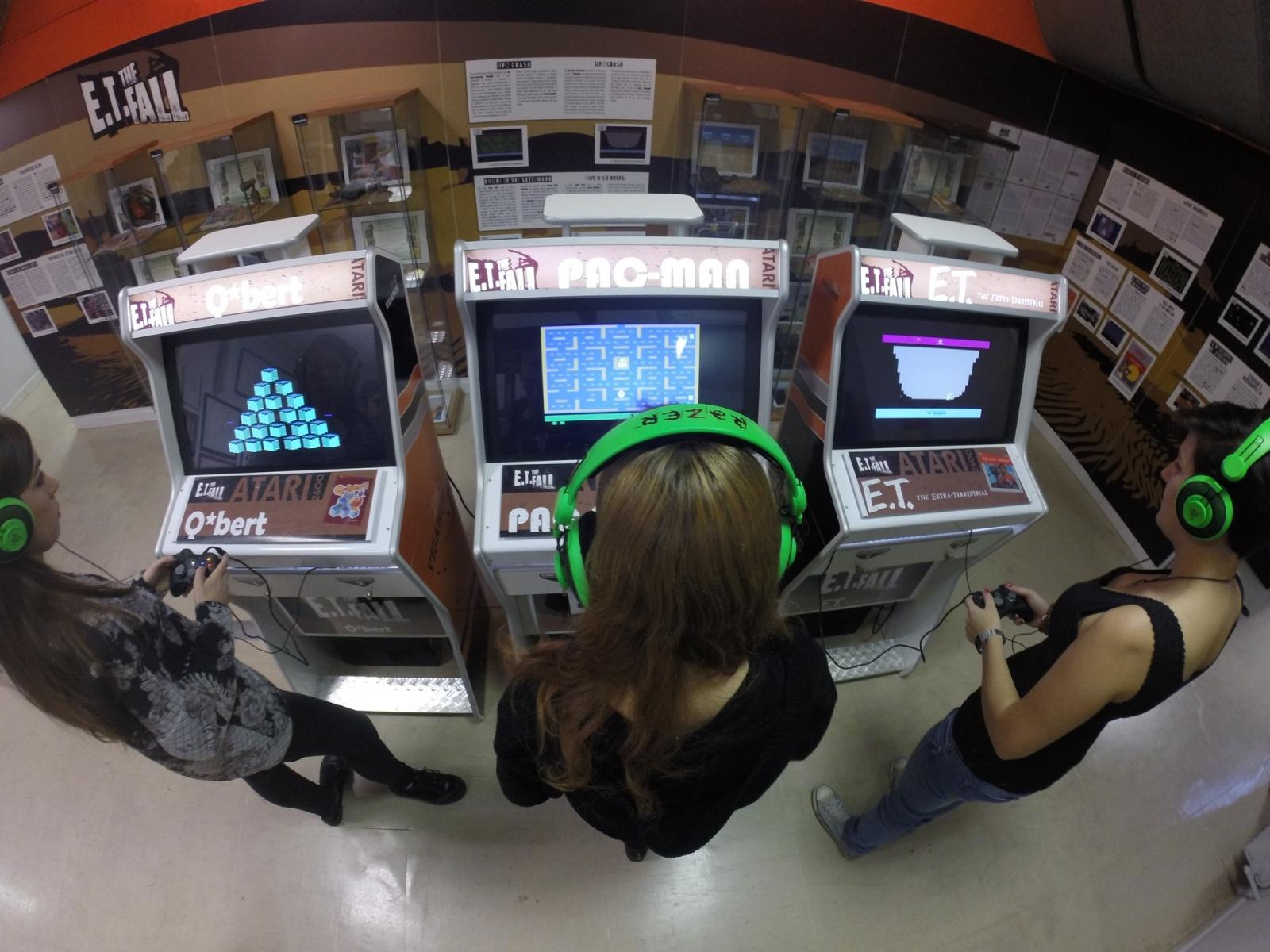 Первый Национальный музей видеоигр в США - 9
