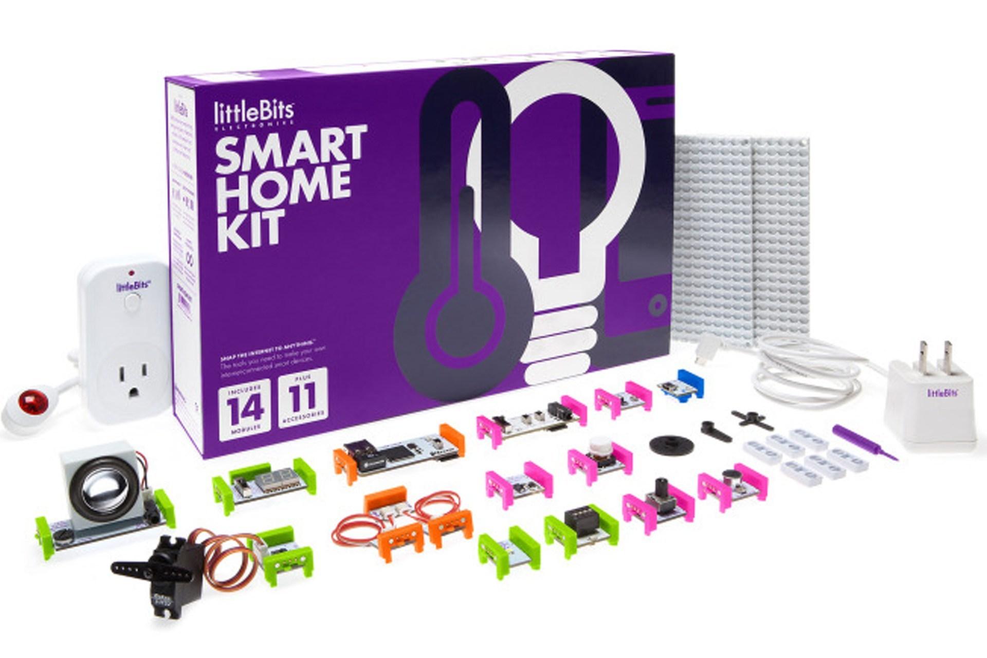 Почти весь умный дом: большая подборка отдельных смарт-элементов: лампы, розетки, климат, экология и безопасность - 56