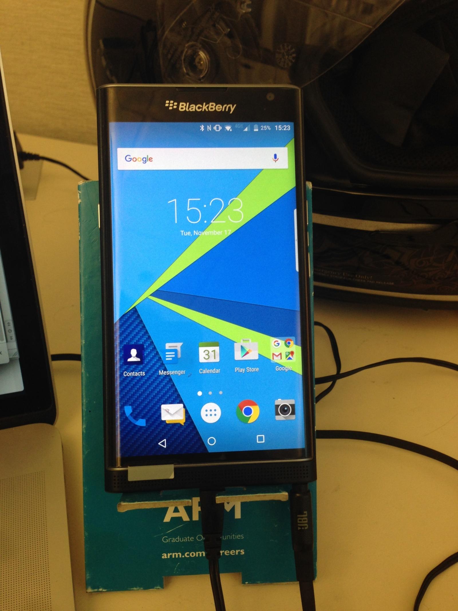 Blackberry Priv: первые впечатления - 2