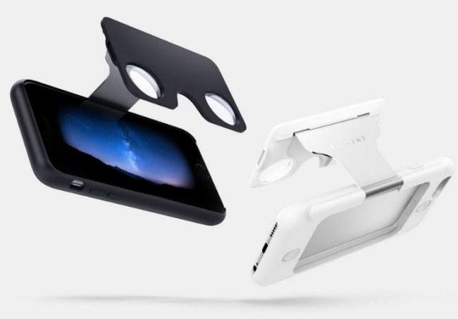Figment VR — защитный чехол и очки виртуальной реальности для iPhone