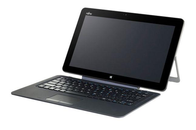 Fujitsu представила ноутбуки Stylistic R726 и Lifebook T936
