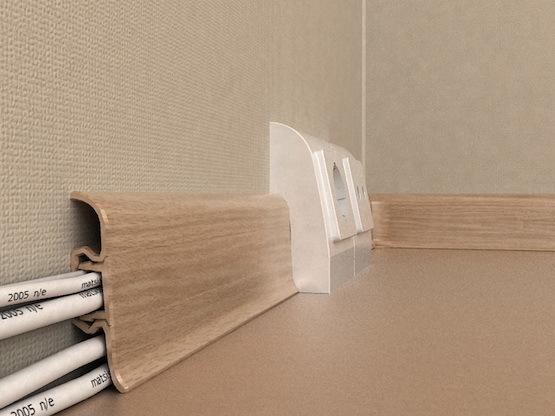 Беспроводные выключатели в деревянных домах - 10