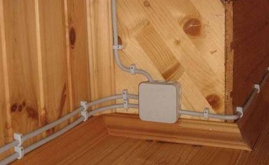 Беспроводные выключатели в деревянных домах - 4